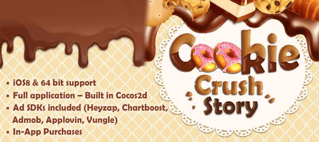 Cookie Crush Story