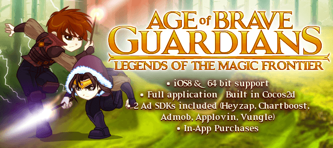 Age of Brave Guardians – Legends of the Magic Frontier