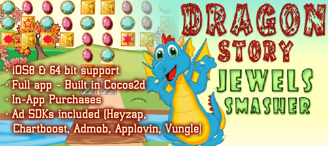 buy jewel smash blast app source code sell my app