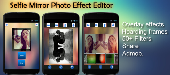 buy selfie mirror photo editor app source code sell my app
