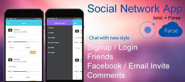 app social network