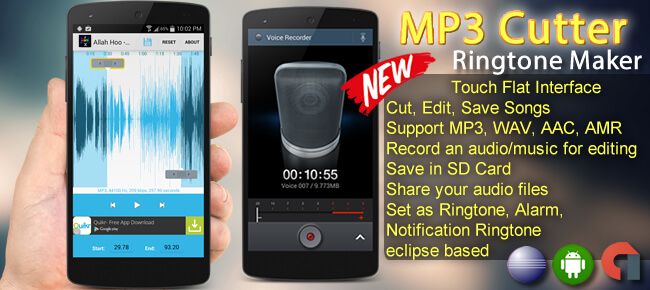 Buy MP3 Ringtone Maker app source code - Sell My App
