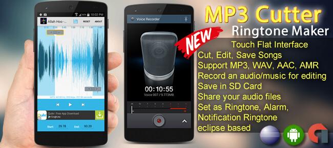 Buy Mp3 Ringtone Maker App Source Code Sell My App