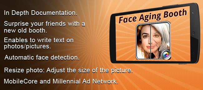 Buy Face Aging : Make Me Old app source code - Sell My App