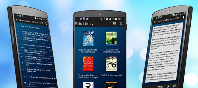 eBook Library Android App