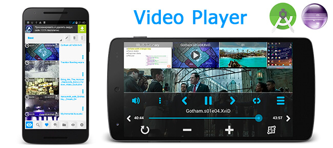 Buy Tricode Video Player App source code - Sell My App