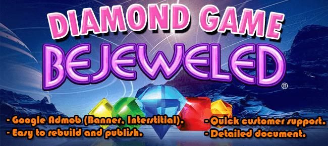 Diamond Game – Bejeweled