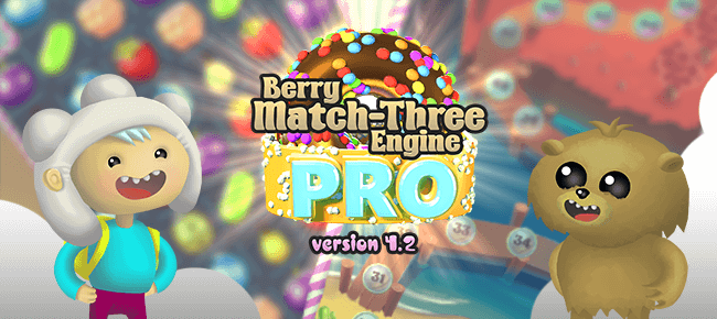 Berry Match Three: PRO