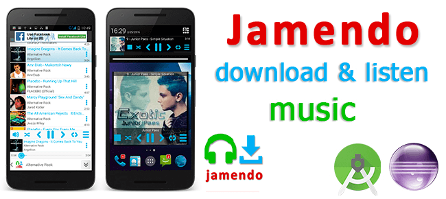 Jamendo Music & Downloader