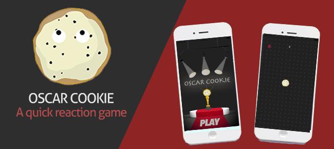 Oscar Cookie : Quick Reaction Game iPhones&iPads