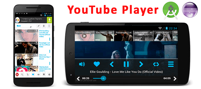 Buy YouTube Video Player App source code - Sell My App