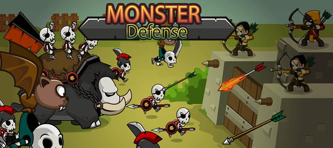Monster Defense