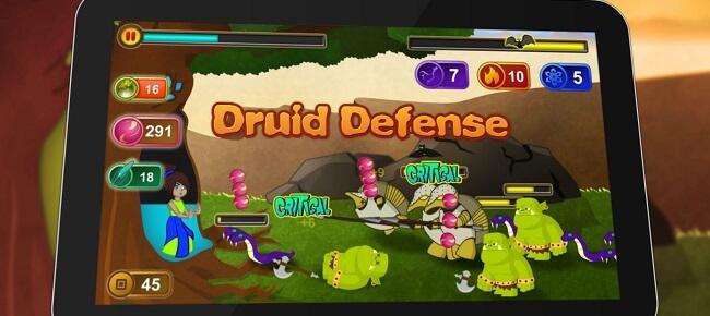 Castle Defense Template – Full Game