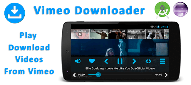 Vimeo Downloader & Player