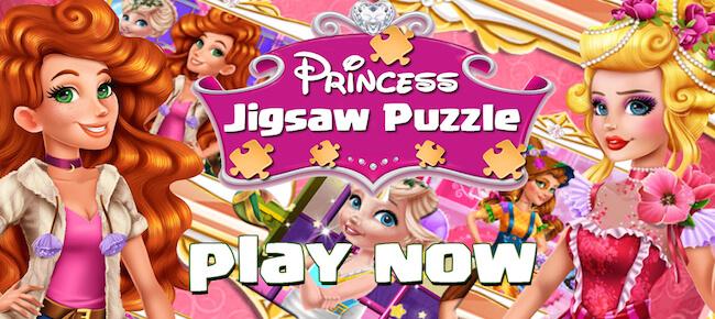 Buy Princess Jigsaw Puzzle App source code - Sell My App