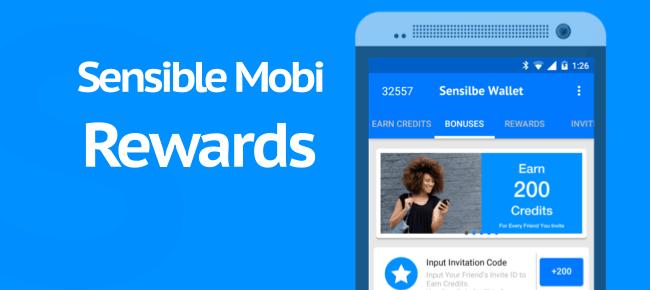 Sensible Mobi Reward Network