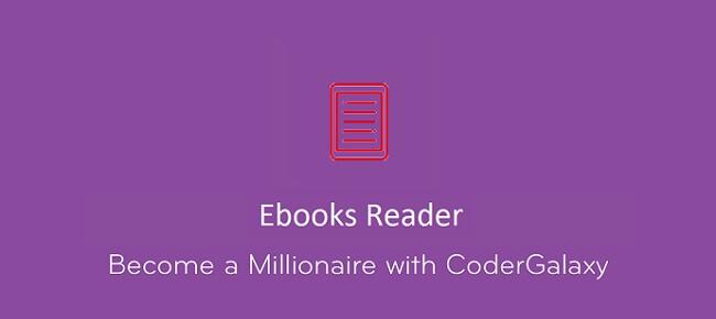 Ebook Reader : PDF & EPUB