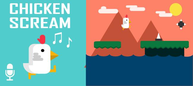 Buy Chicken Scream App source code - Sell My App