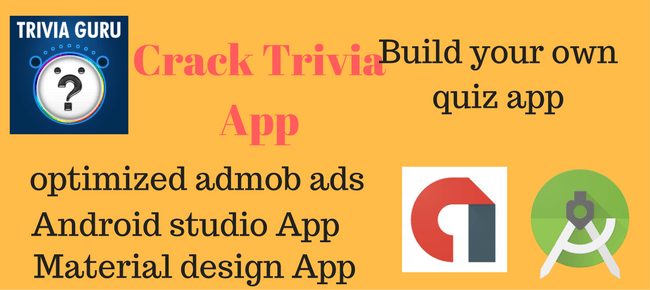 Buy Crack Trivia App App source code - Sell My App