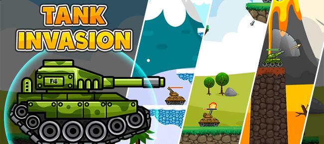 Buy Tank Invasion App source code - Sell My App