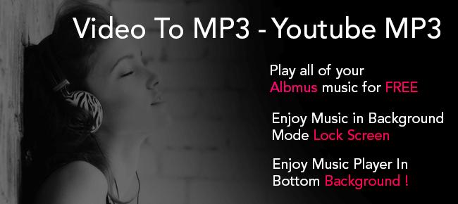 convert youtube music to mp3 app