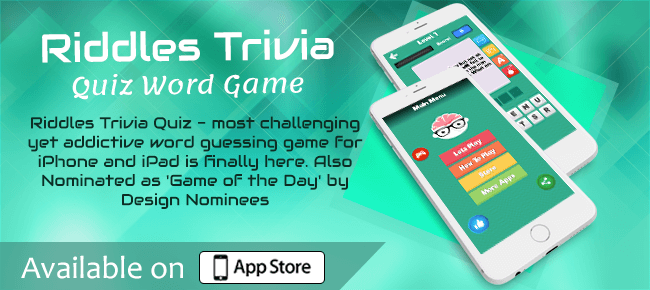 Guess What Am I? Riddles Trivia Quiz Word Game
