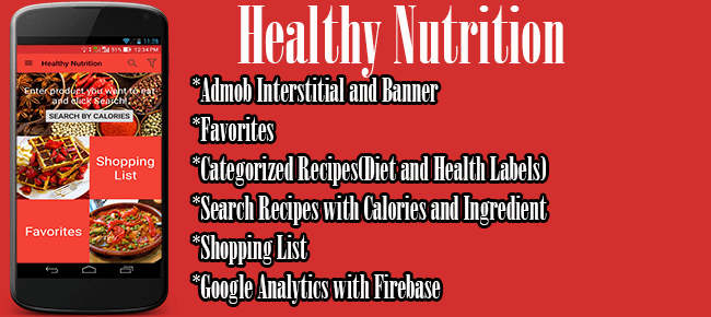 Buy healthy nutrition android app source code sell my app healthy nutrition android forumfinder Choice Image