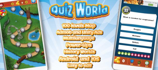 Quiz World The