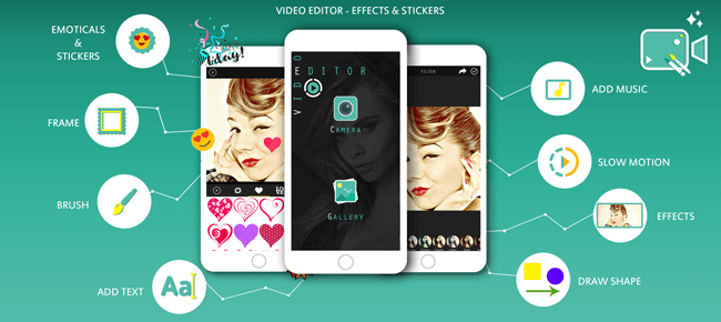 Buy Video Editor Effects & Stickers source code - Sell My App