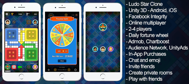 Buy Ludo Masters Viral Ludo Star with MULTIPLAYER - Sell My App