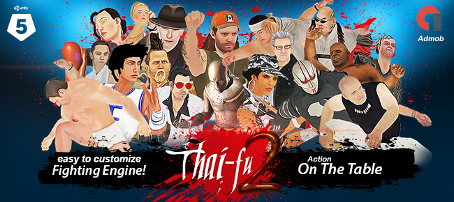 Thai-Fu2: Fighting Game (New)