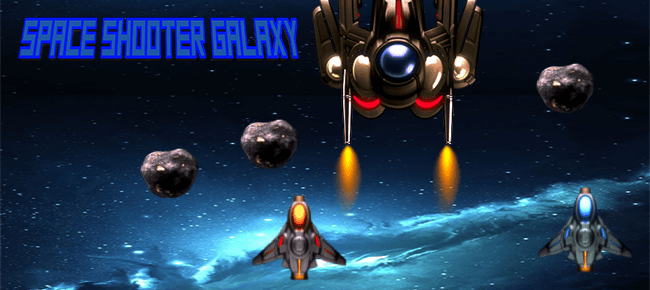 Buy Classic Space Shooter Galaxy Source Code Sell My App