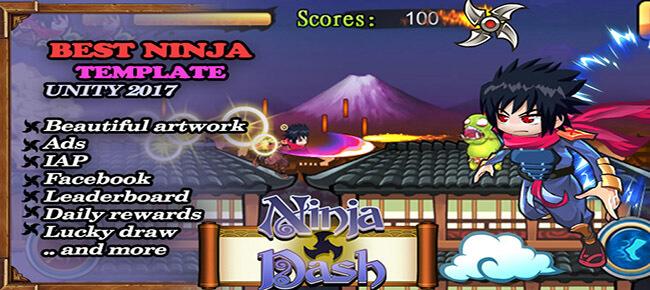 Buy NinjaDash App source code - Sell My App