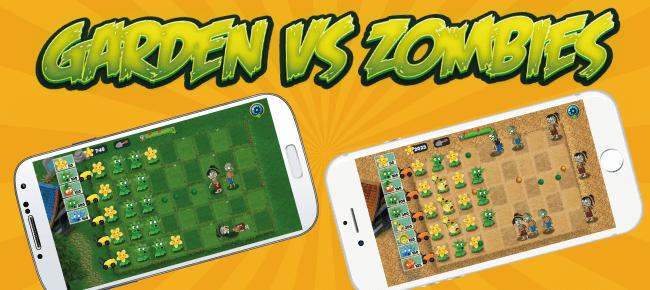 Garden vs Zombies – Tower Defense