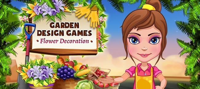 Garden Design Games U2013 Flower Decoration