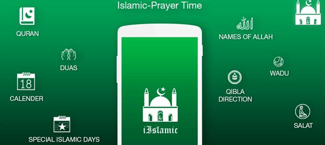 Islamic-Prayer Time