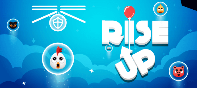 Buy Rise Up (Top Free Game) App source code - Sell My App