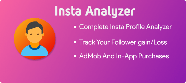 Buy Instagram Analytics App source code - Sell My App