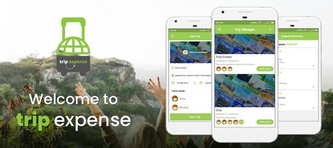 buy trip expenses app source code sell my app