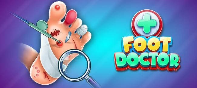 Foot Doctor Games