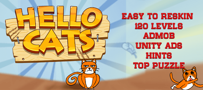 Buy Hello Cats App source code - Sell My App