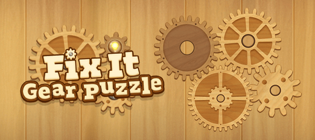 Fix it – Gear Puzzle