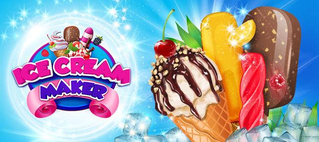Ice Cream Making Game