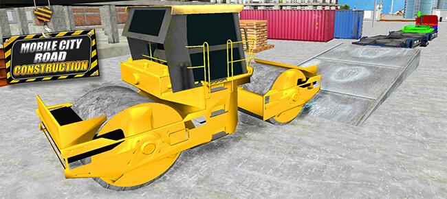 Construction Simulator Game