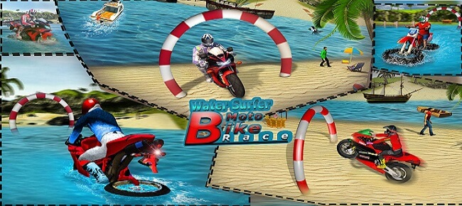 Buy Water Moto Bike Race App source code - Sell My App
