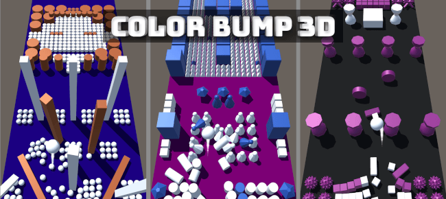 Buy Color Bump 3D App source code - Sell My App