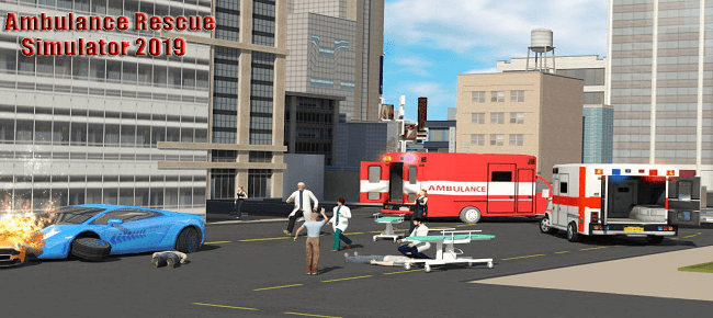 Buy Ambulance simulator source code - Sell My App