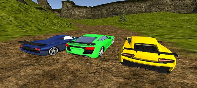 Buy Off Track Car Race App source code - Sell My App