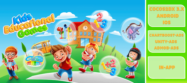 Kids Educational Games [Android]
