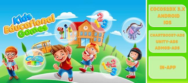 Kids Educational Games [IOS]